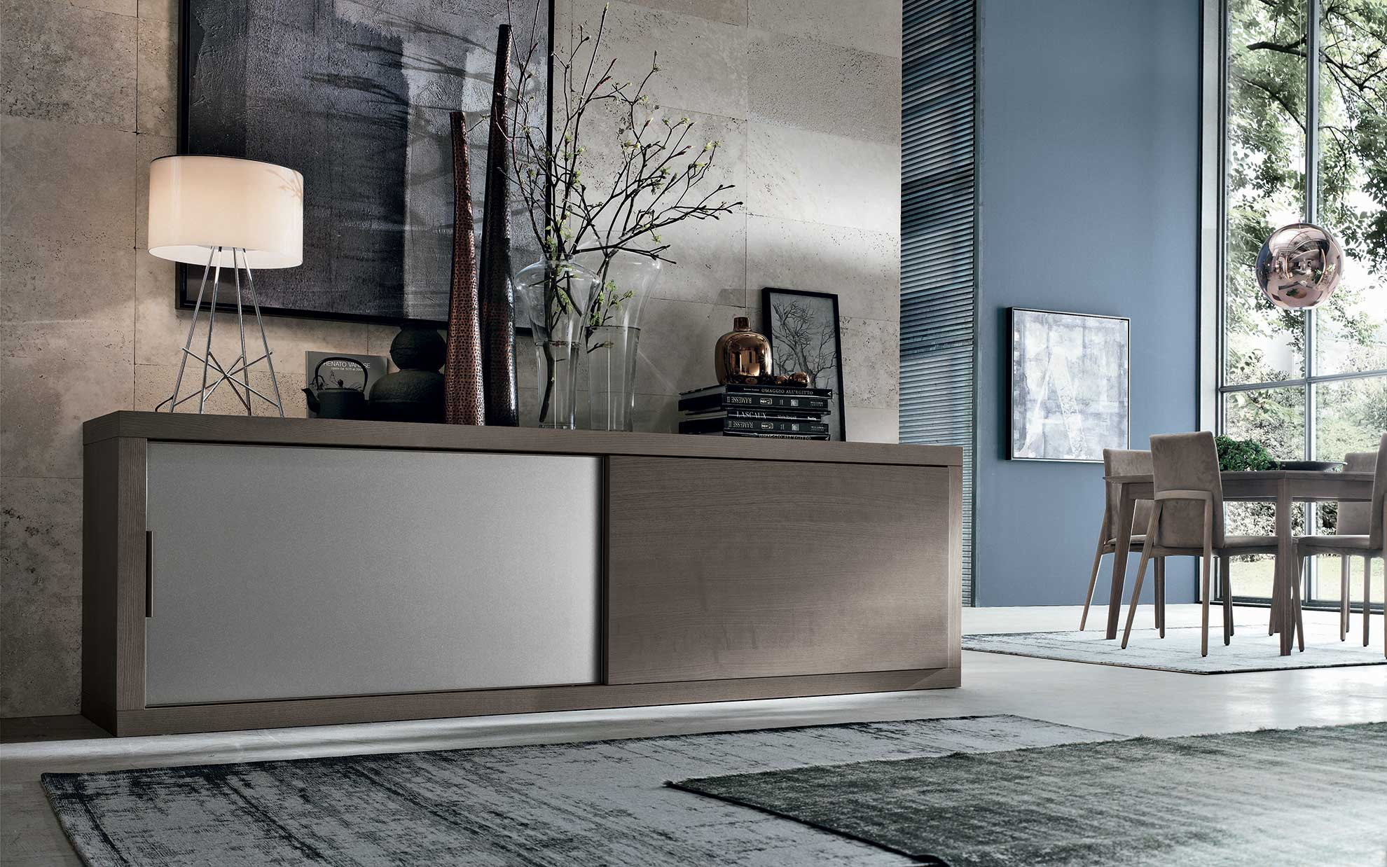 Madie bona e gava for Ingressi moderni calligaris